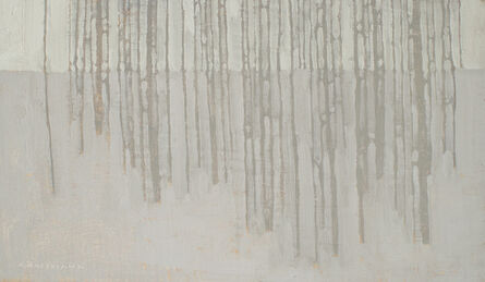 David Grossmann, 'Grey Winter Patterns'