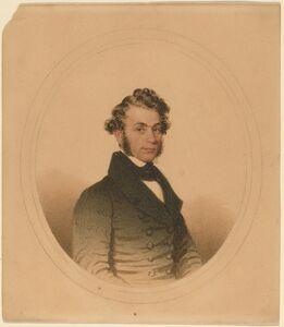 Charles Wesley Jarvis, 'Unknown Yale Student'