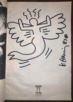Keith Haring, 'Angel Mermaid', 1987