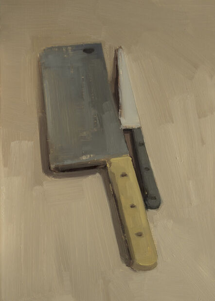 Carrie Mae Smith, 'Butcher Knives', 2013