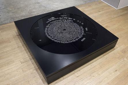 Zilvinas Kempinas, 'Bearings', 2015