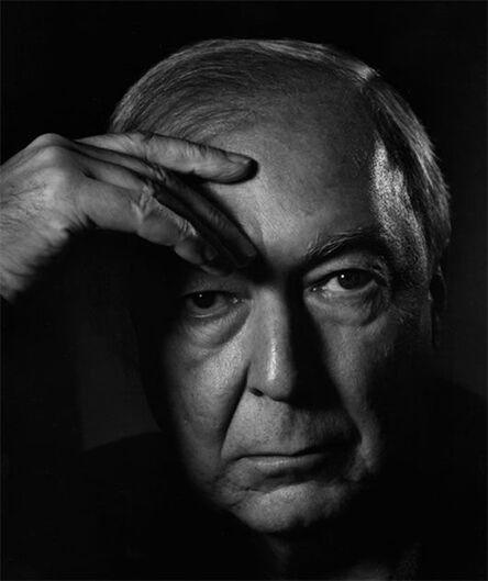 Yousuf Karsh, 'Jasper Johns', 1990