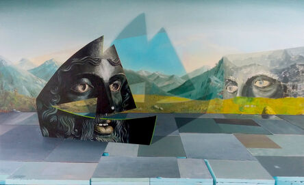 Kirsten Deirup, 'Warrior Ark', 2015