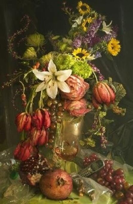 David LaChapelle, 'Early Fall Flower', 2011