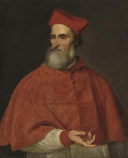 Titian, 'Cardinal Pietro Bembo', ca. 1540