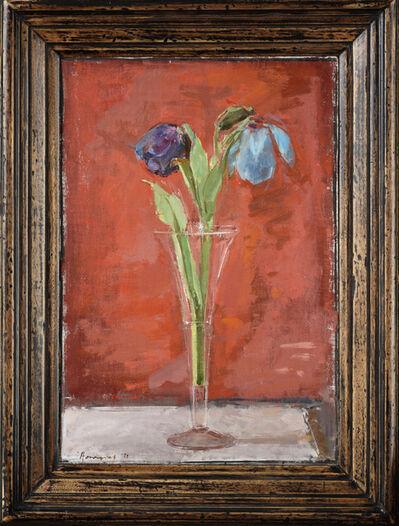 Ben Henriques, 'Blue Poppies'