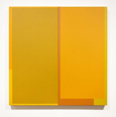 Richard Wilson (b.1944), 'Hagmaier', 2016