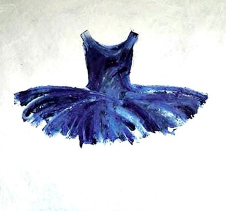 Ewa Bathelier, 'Blue Tutu'', 2017