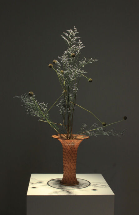 Kibe Seiho, 'Ten Thousand Flowers', 2019