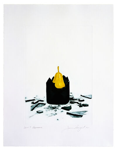 James Rosenquist, 'Appearance', 1982