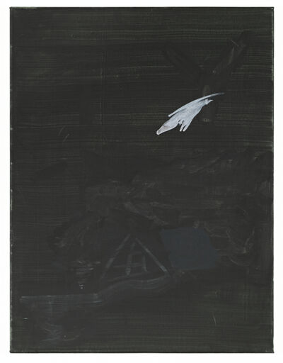 Michael Krebber, 'Untitled', 1994