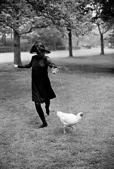 Jerry Schatzberg, 'Chicken', 1964