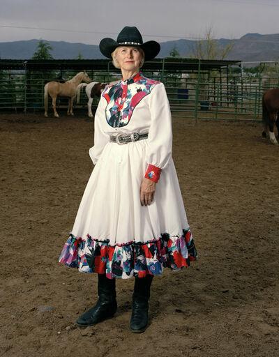 Doug Hall, 'Weekend Cowgirl', 2008