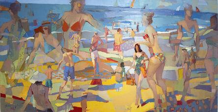 Michael Steirnagle, 'Beach Abstraction #2', 2019