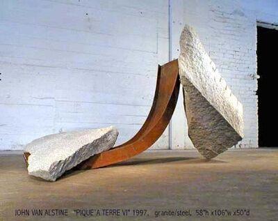 John Van Alstine, 'Pique A Terre VI', ca. 2001