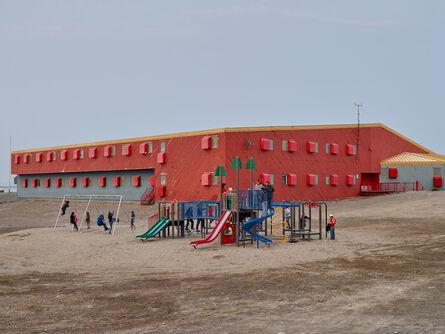 Philip Cheung, 'Maani Ulujuk School, Rankin Inlet', 2017