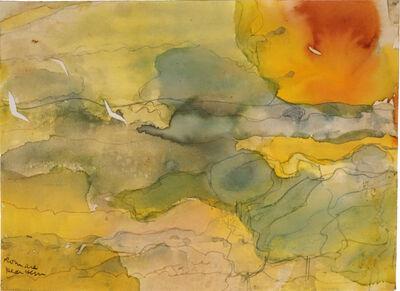 Romare Bearden, 'Caribbean Sunset II', Undated