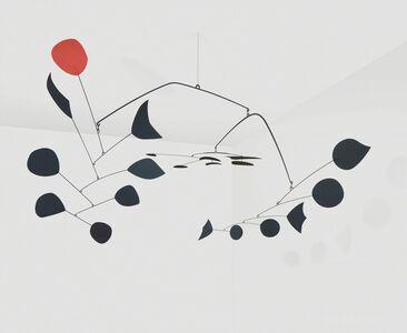 Alexander Calder, 'Rouge Triomphant (Triumphant Red)', 1959-1965