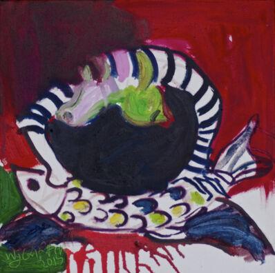 Wycliffe Mundopa, 'Howe, Part 1', 2015