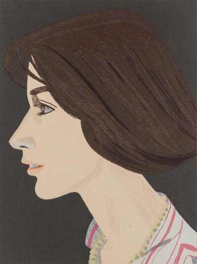 Alex Katz, 'Susan', 1976