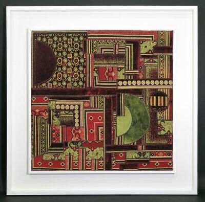 Mounir Fatmi, 'Labyrinth 4', 2012