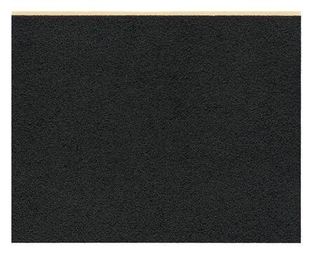 Richard Serra, 'Elevational Weight V', 2016