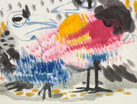 LEE Chung-Chung, 'Bird's Talk 2', 1999