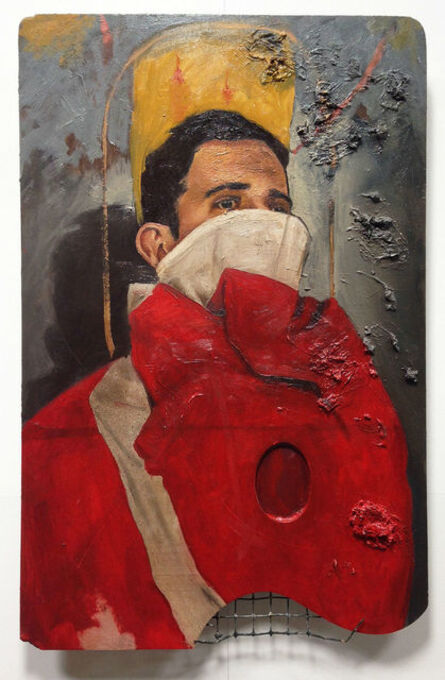 Eben Haines, 'Condemned ', 2017