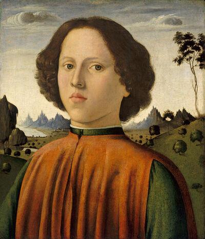 Biagio d'Antonio, 'Portrait of a Boy', ca. 1476/1480