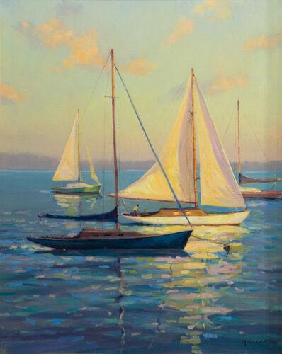 Leonard Mizerek, 'Calm Waters', ca. 2016