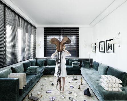 Amina Benbouchta, 'Exil 02', 2011