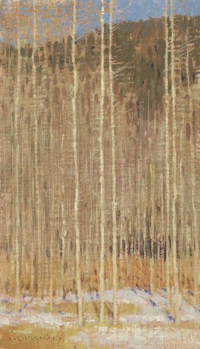 David Grossmann, 'Patterns of White Trees', 2010-2015