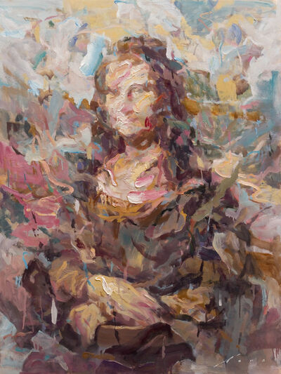Vincent Xeus, 'Mona 1', 2015