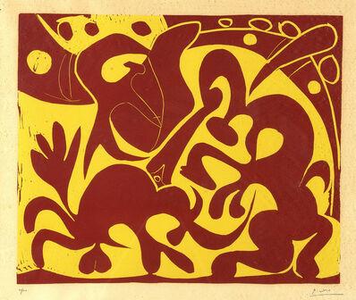 Pablo Picasso, 'La piqué', 1971