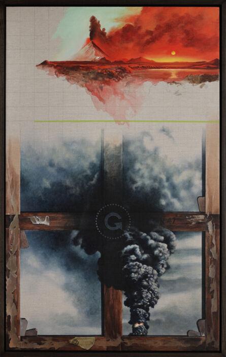 Paul Béliveau, 'ER : le couvre-feu', 2021