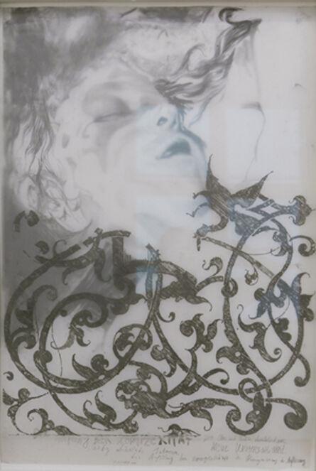 Iris Andraschek, '30 Reasons a girl should call it a Night #6, ', 2013