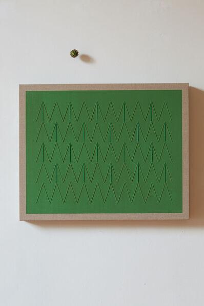 Lorenzo Taini, 'Green Punishment', 2017