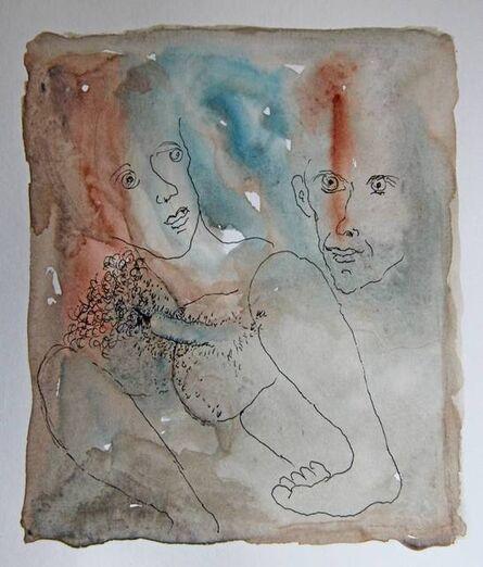 Tasaduq Sohail, 'Untitled (studies)', Undated