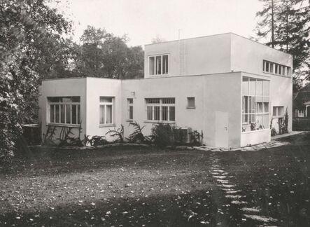 Josef Frank, 'Bunzl House', 1936