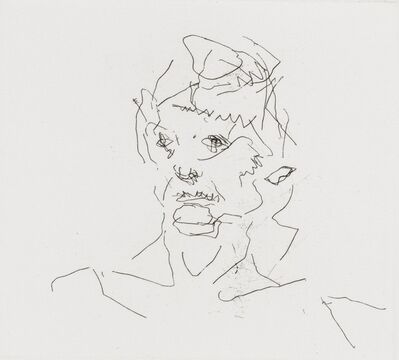 Frank Auerbach, 'Julia (1981)', 1981