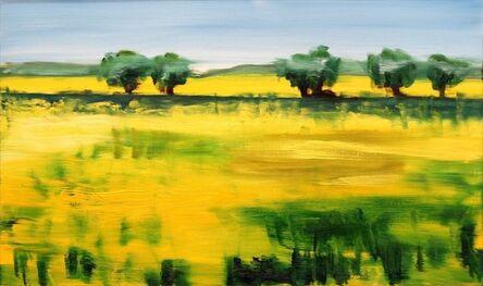 Bettina Mauel, 'Open Fields II', 2013
