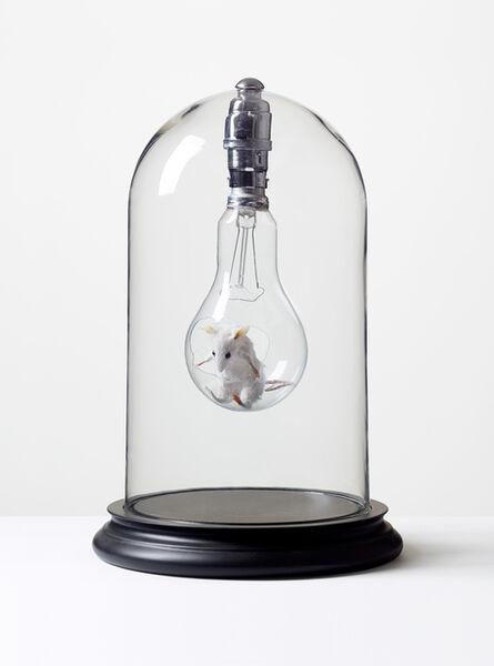 Nancy Fouts, 'Mouse In Lightbulb - Print', 2021