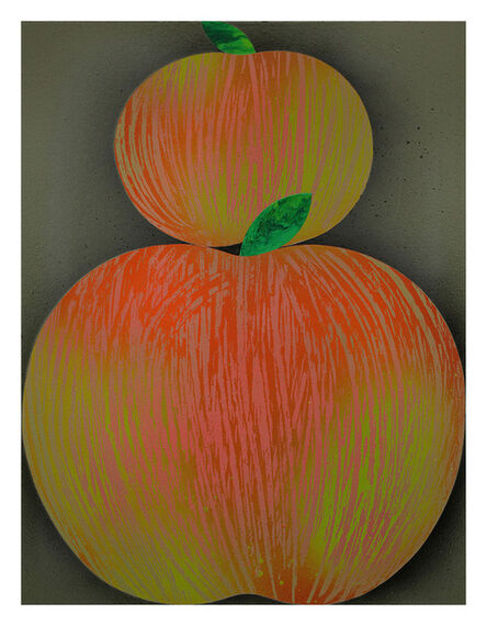 Casey Gray, 'Two Apples', 2016