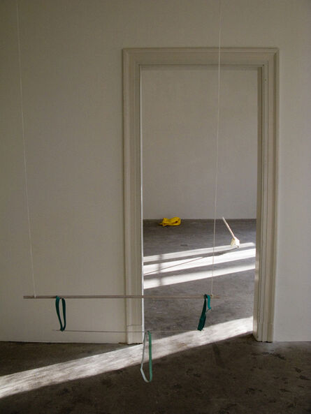 Margrét H. Blöndal, 'Installation view of the exhibition Margrét H. Blöndal at Nicolas Krupp, Basel Switzerland', 2008