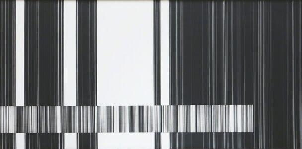 Luc Peire, 'Graphie 1139', 1973