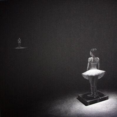 Jorge Lopez Pardo, 'Ballerina from the Human Capital series', 2015