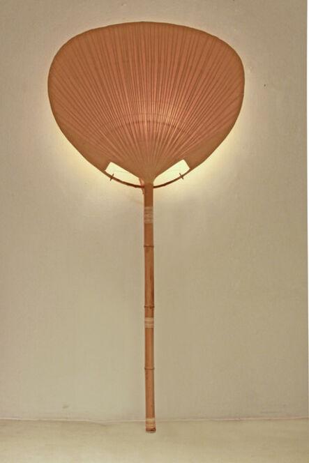 matali crasset, 'Uchiwa I wall lamp', 1973