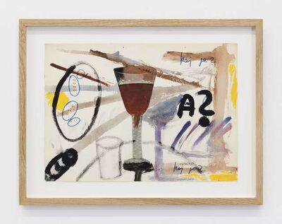 Mladen Stilinovic, 'A?', 1973