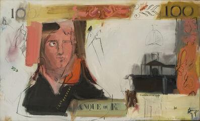 Larry Rivers, 'French Money (Nero)', 1962