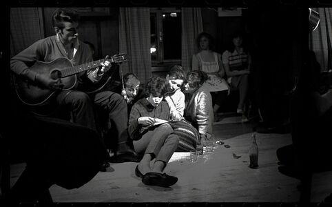 Marc Held, 'La veillée', 1960